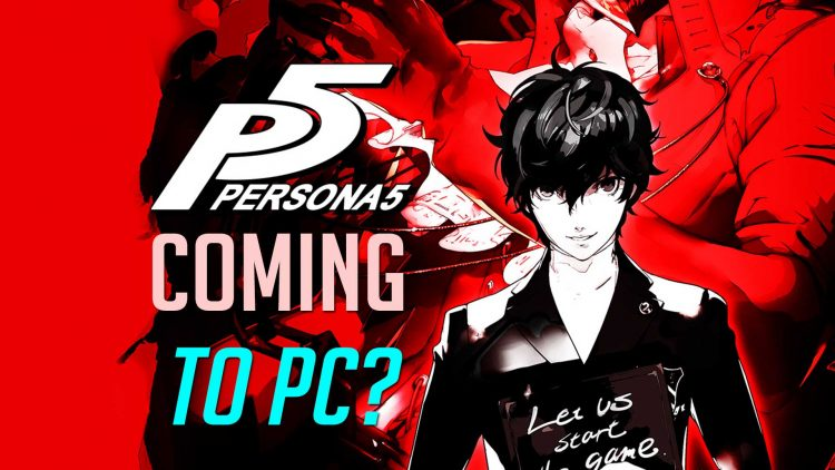 """Atlus's Heart Open To """"Persona 5"""" On PC?"""