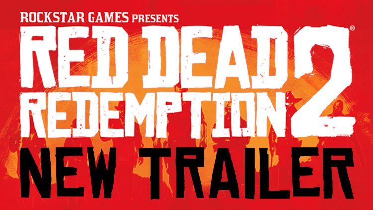 """Red Dead Redemption 2"" New Official Trailer!"