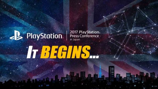 [PSA] Sony's PlayStation Press Conference Begins Tomorrow!