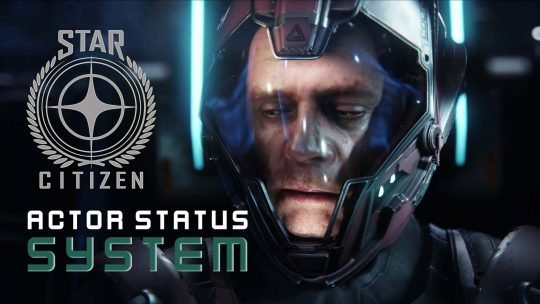 """Star Citizen Introduces """"Complex Character Endurance System"""""""