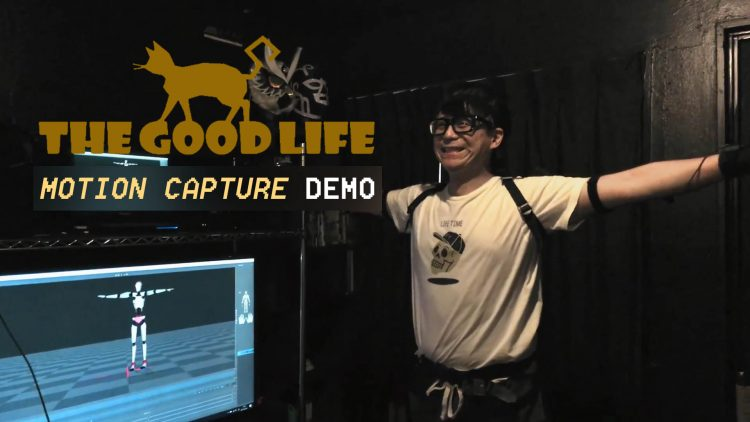 The Good Life RPG – Character Motion Capture Showcase