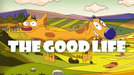 "SWERY's ""The Good Life"" Now Has a DOG Version!"