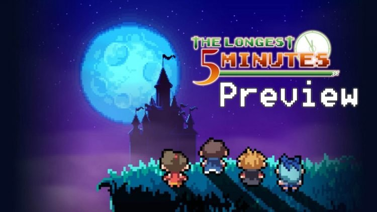 """""""The Longest Five Minutes"""" Preview: An Amnesiacs' JRPG Adventure!"""
