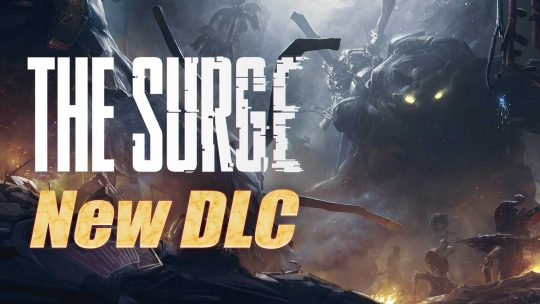 The Surge Upcoming DLC!