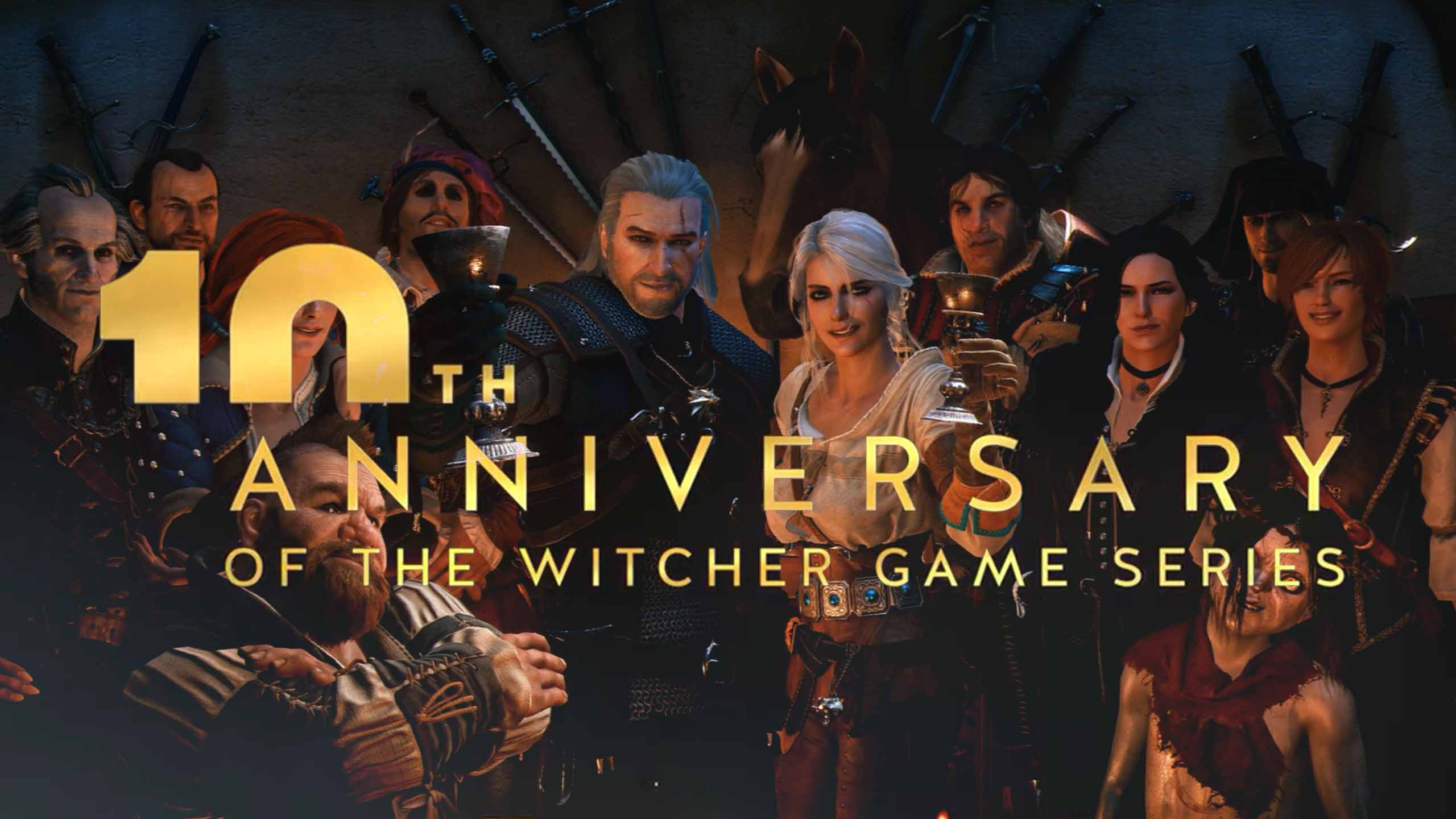 Monster Hunter World Beta Monster >> Celebrate with Geralt in The Witcher's 10th Anniversary | Fextralife