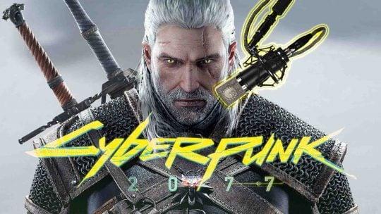 Man Behind Geralt Talks Cyberpunk 2077!