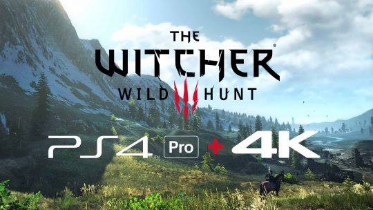 "The Witcher 3: Wild Hunt To Receive ""4K"" Treatment!"