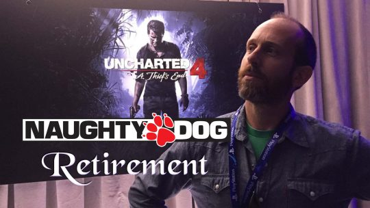 Uncharted Director, 'Bruce Straley' Departs From Naughty Dog