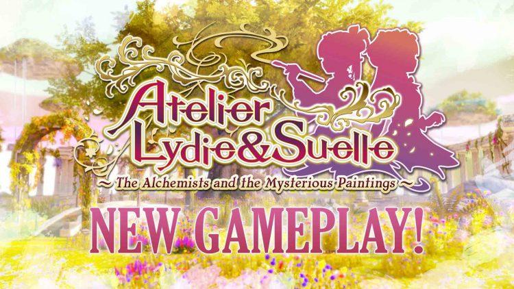 Atelier Lydie & Suelle New Gameplay Footage!