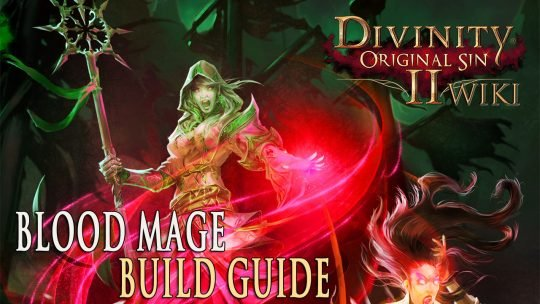 Divinity Original Sin 2 Builds – Blood Mage