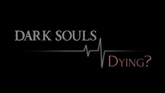 Is the Dark Souls Community Going Stagnant?