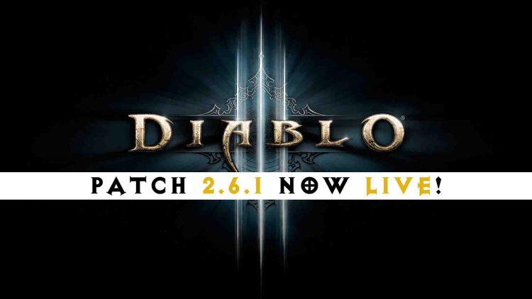Diablo 3 Patch 2 6 1 Now Live! | Fextralife