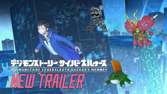 Digimon Story: Cyber Sleuth Hacker's Memory New Trailer!
