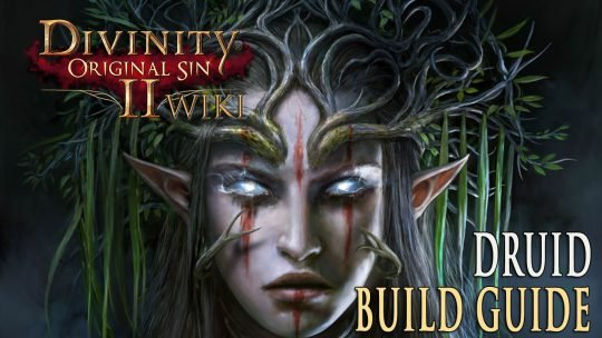 Divinity Original Sin 2 Builds – Druid