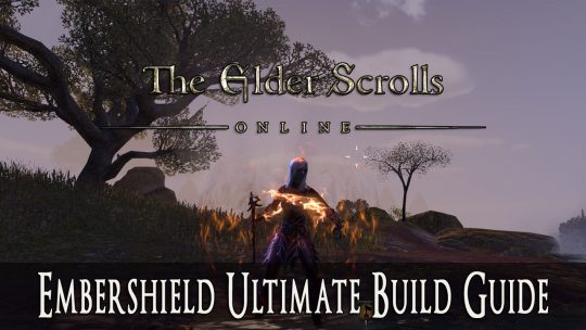 ESO Sets Build Guide: Embershield – All Fired Up