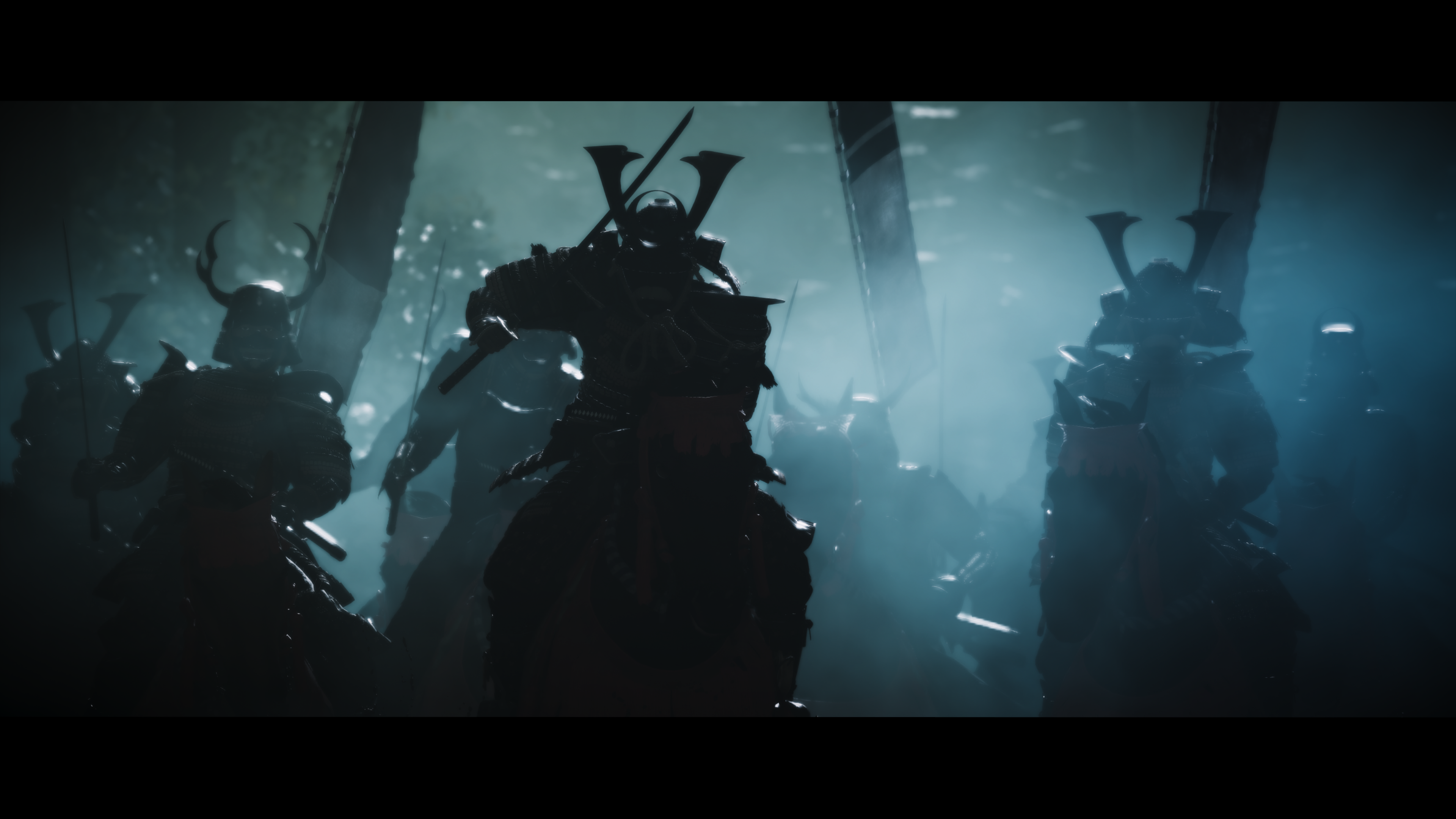 Image result for SX 2017: Sucker Punch on Ghost of Tsushima Story and Inspiration