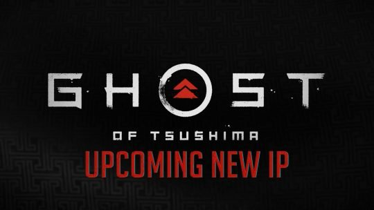 "Ghost Of Tsushima New IP From ""Infamous"" Creators!"