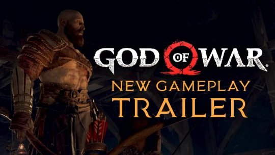 God of War New Gameplay Trailer PGW 2017!