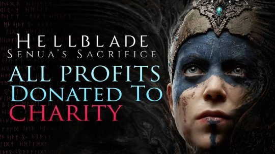 Hellblade: Senua's Sacrifice Profits To Be Donated To Mental Health Charity