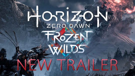 Horizon Zero Dawn: The Frozen Wilds DLC New Trailer!