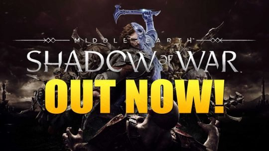 Middle-earth: Shadow of War Is Available Now!