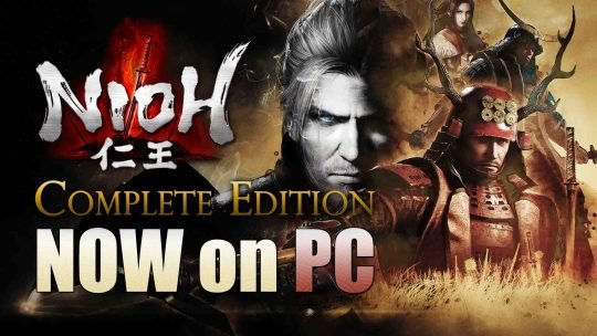 """NIOH: Complete Edition"" Coming To PC & System Requirements Released!"