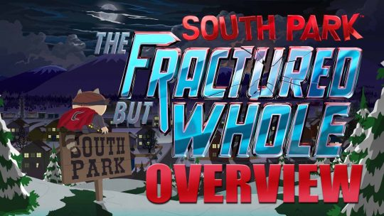 "South Park: The Fractured But Whole Preview – ""Interactive TV"""