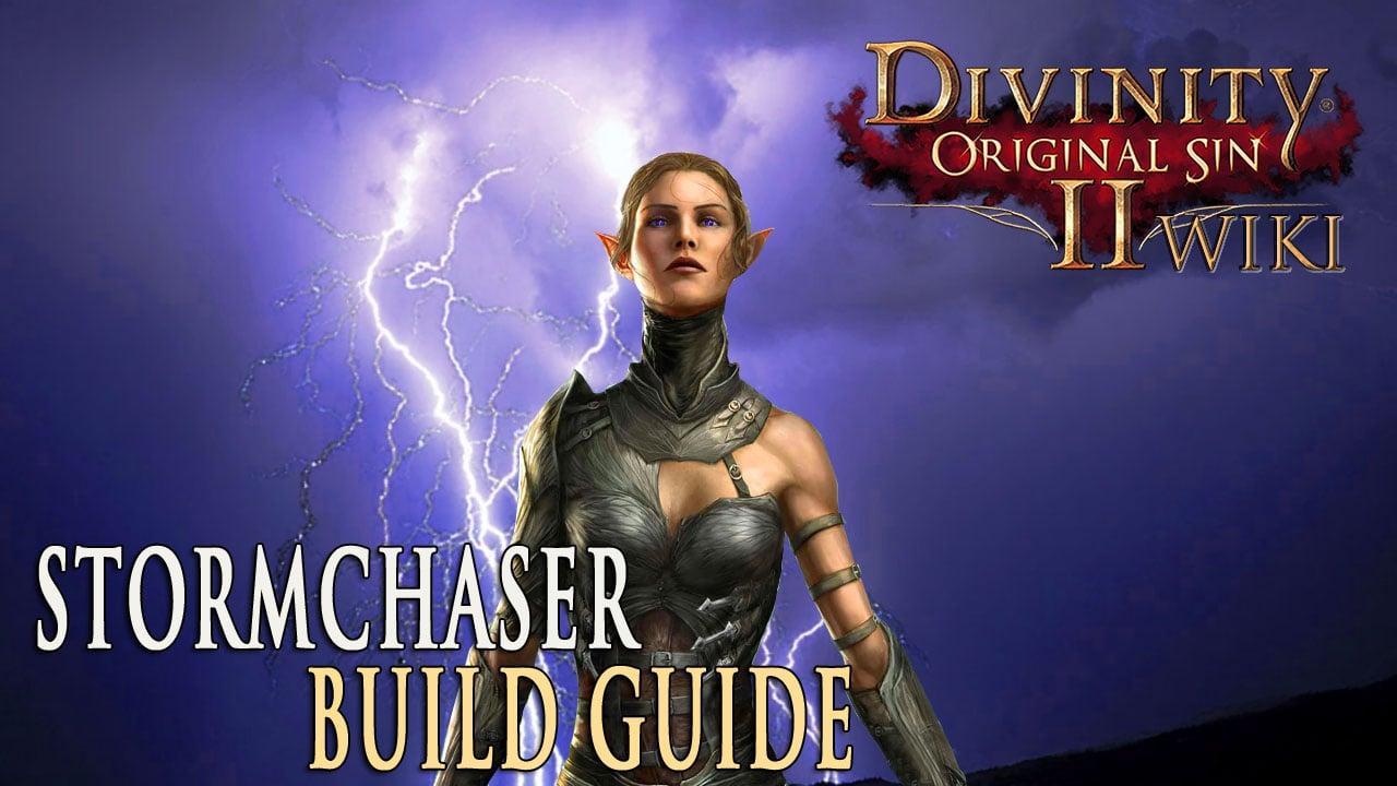 Divinity Original Sin 2 Builds – Stormchaser | Fextralife