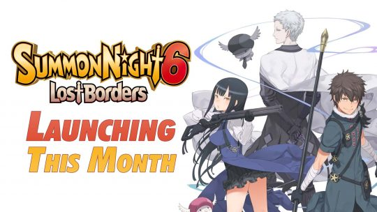 Summon Night 6: Lost Borders Coming To The West This Month!
