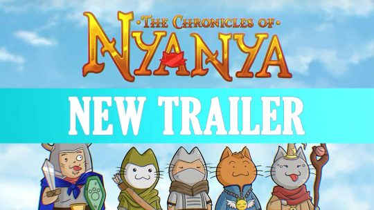 The Chronicles of Nyanya CRPG New Trailer Revealed!