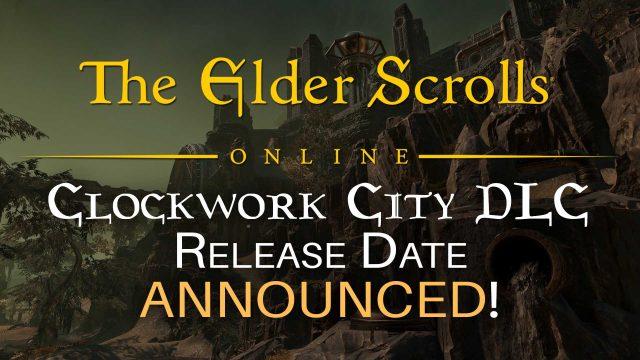 The elder scrolls online release date in Sydney