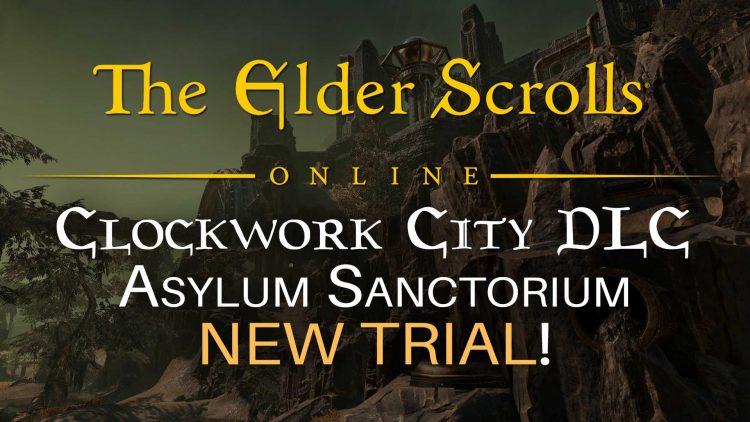 The Elder Scrolls Online: Clockwork City New Trial 'Asylum Sanctorium'