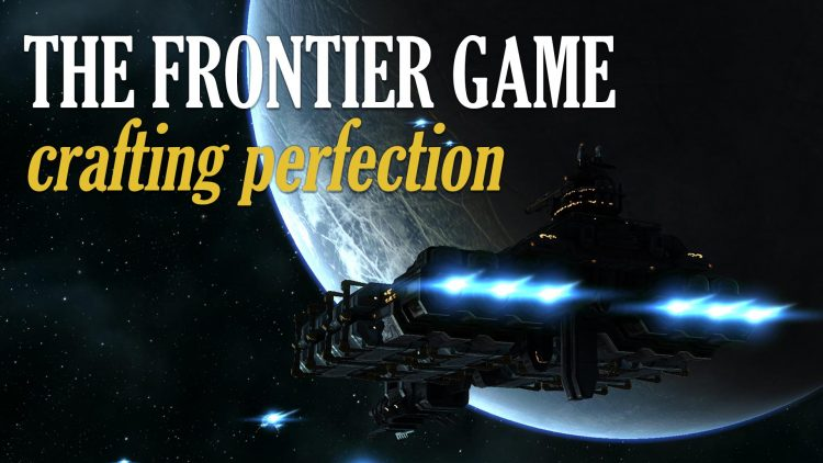 The Frontier Game: Perfection is a Tall Order