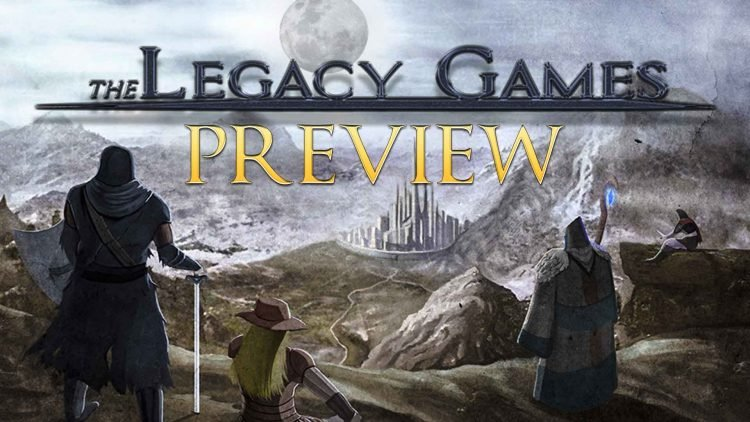 """The Legacy Games Preview – """"A Dark Fantasy Tactical RPG"""""""
