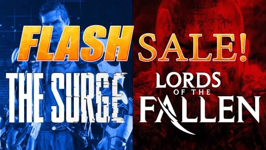 The Surge & Lords Of The Fallen On SALE Up To 60% Off!