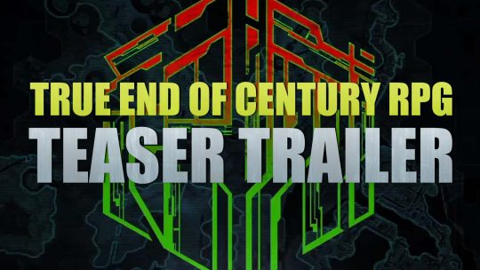 True End of Century RPG Teased By PlayStation Japan!