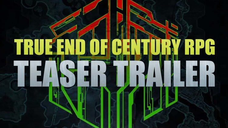 True End of Century RPG Teased By PlayStation Japan!