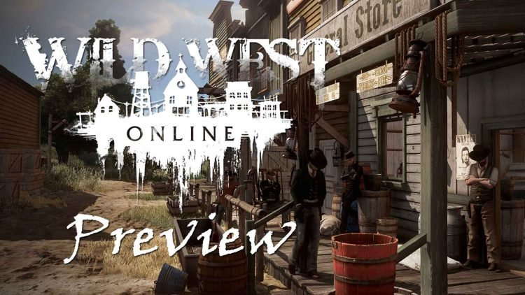 Wild West Online Preview: An Ambitious Western Action-MMO