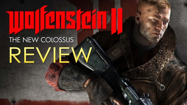"Wolfenstein 2: The New Colossus Review: ""Gore Fest"""