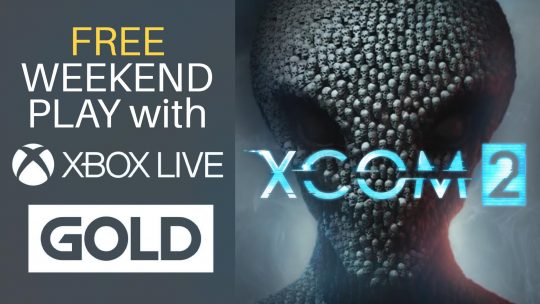 XCOM 2 Free To Play This Weekend With Xbox Live Gold!
