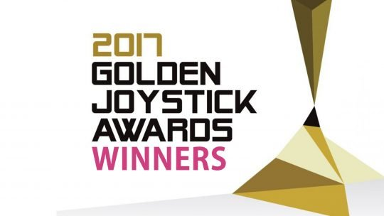 The Golden Joystick Awards 2017 Winners!