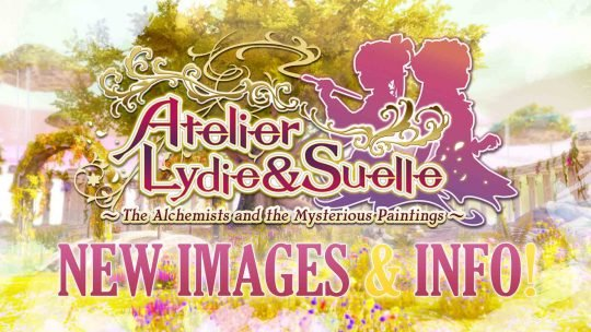 Atelier Lydie & Suelle New Images & Details!