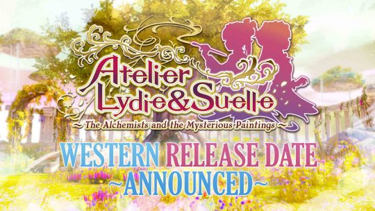 Atelier Lydie & Suelle Western Release Date Announced!