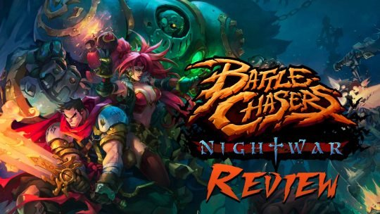 "Battle Chasers: Nightwar Review – ""American JRPG"""