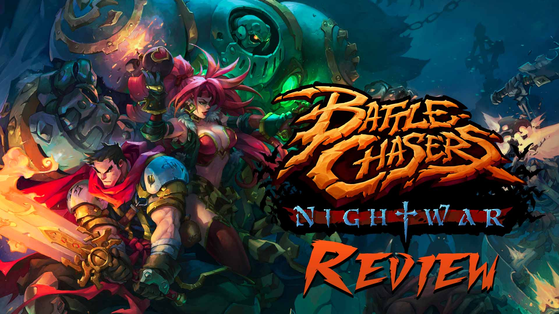 battle chasers nightwar review quotamerican jrpgquot fextralife