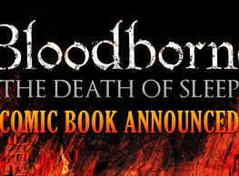 Bloodborne Comic Book Announced!