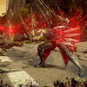 CODE VEIN New Screenshots Reveal Winter Level, Animation
