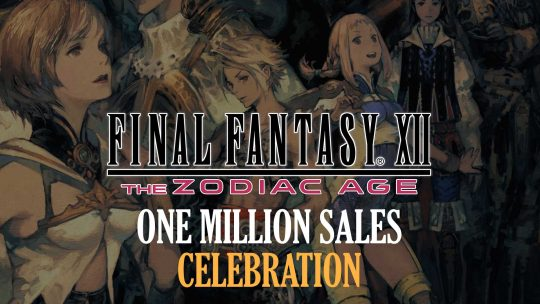 Final Fantasy XII: The Zodiac Age Celebrates 1 Million Sales With Free PS4 Theme!