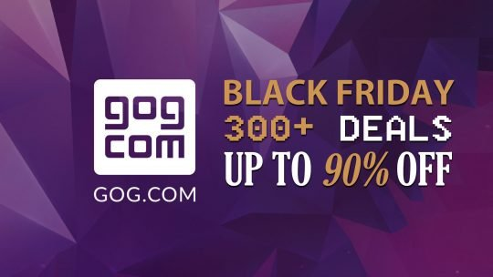 GOG Black Friday 2017 Has $20 Witcher 3, $5 DA: Origins, $45 ELEX & More!