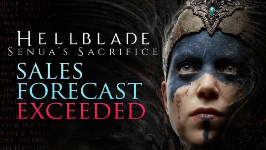 Hellblade: Senua's Sacrifice Is Finally Profitable!